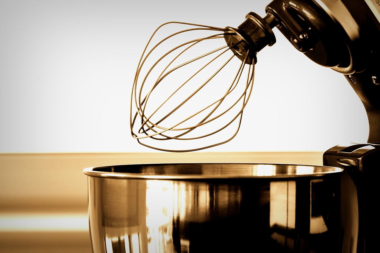 Roboty kuchenne jako prezent ślubny